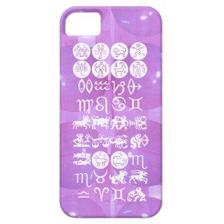 Tierkreis-Astrologie-Symbol: BirthStar Goodluck iPhone 5 Cover