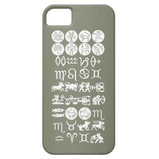 Tierkreis-Astrologie-Symbol: BirthStar Goodluck iPhone 5 Hülle