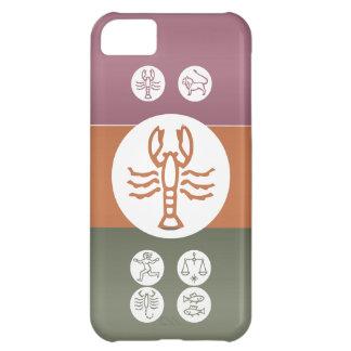 Tierkreis-Astrologie-Symbol: BirthStar Goodluck iPhone 5C Hülle