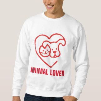 TIERliebhaber, Katze u. Hund, T - Shirts