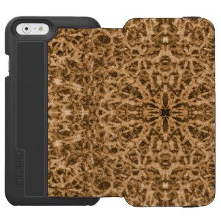 Tierpelzmuster Incipio Watson™ iPhone 6 Geldbörsen Hülle