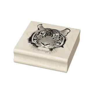 Tiger Gummistempel