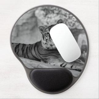 Tiger-Katzen-tierischen katzenartigen Gel Mousepad
