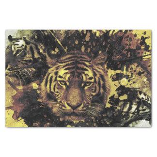 Tiger Seidenpapier