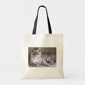 Tiger-Taschen-Tasche Budget Stoffbeutel