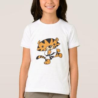 Tiger-Tritt T-Shirt