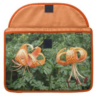 Tigerlilies Hülse für Macbook Pro Sleeve Für MacBook Pro