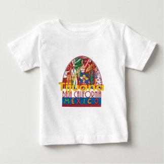 TIJUANA Mexiko Baby T-shirt