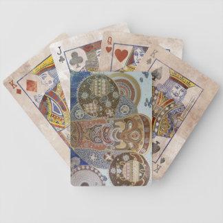 Tiki Bicycle Spielkarten