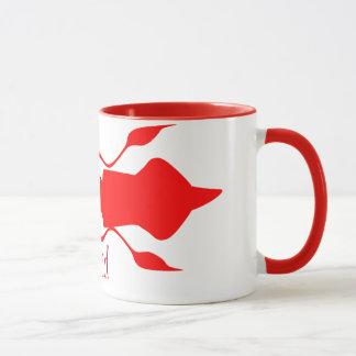 Tintenfisch Tasse