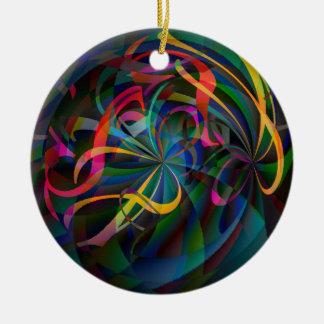 TNT für das Gehirn Keramik Ornament