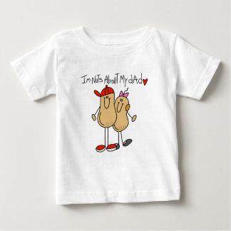 Tochter - Nüsse über meine Vati-T - Shirts und