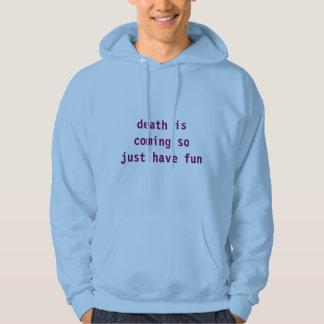 Tod kommt hoodie