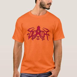 Todesgruben-Leuchtorange-T-Stück T-Shirt