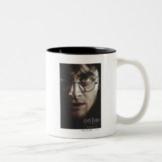 Tödlich heiligt - Harry Potter Zweifarbige Tasse