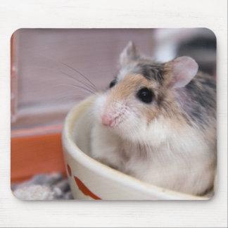 Tofu der Hamster Mauspad
