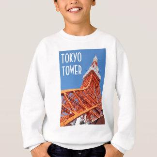 Tokyo-Turm Sweatshirt