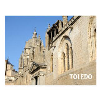 Toledo, Spanien Postkarte