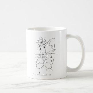 Tom und Jerry auf Kopf Tasse