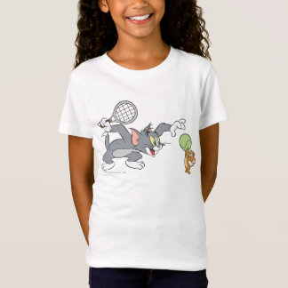 Tom- und Jerry-Tennisstars 2 T-Shirt