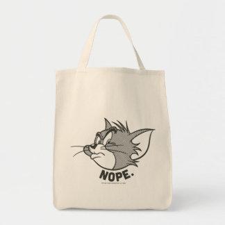 Tom und Jerry   Tom sagt Nope Einkaufstasche