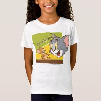 Tom- und JerryHanna Barbera Logo T-Shirt