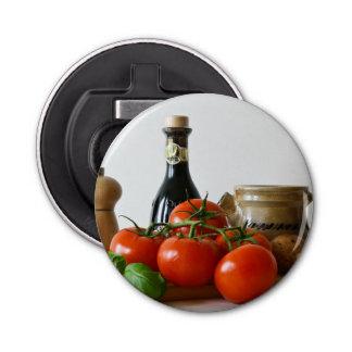 Tomate-Stillleben Flaschenöffner
