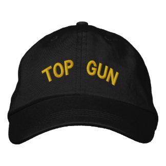 TOP GUN BESTICKTE BASEBALLKAPPE