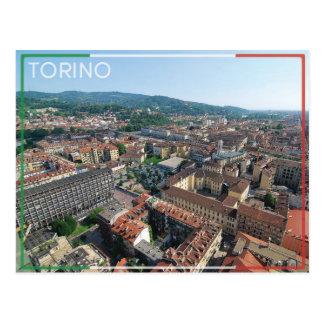 Torino- - Turin-Postkarte Postkarte