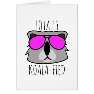 Total Koalafied Karte