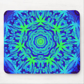Total psychedelisch! Mousepad