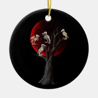 Toter Baum Keramik Ornament