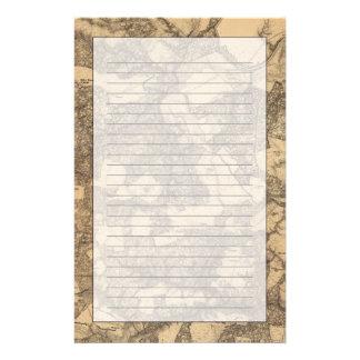 Totopotomoy, Virginia Briefpapier