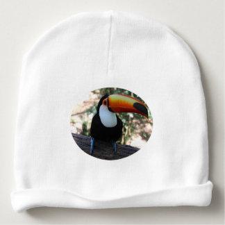 Toucan kundenspezifischer Baby-BaumwollBeanie Babymütze