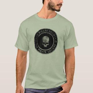 TPS-Gewaschenes Logo [Licht] T-Shirt