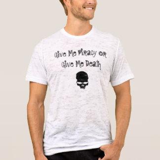 TPS-Schädel [Burnout] T-Shirt