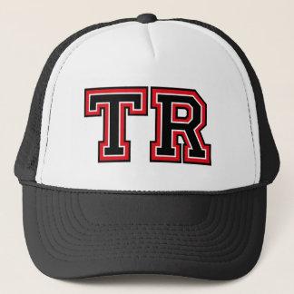 """Tr-"" Monogramm Truckerkappe"