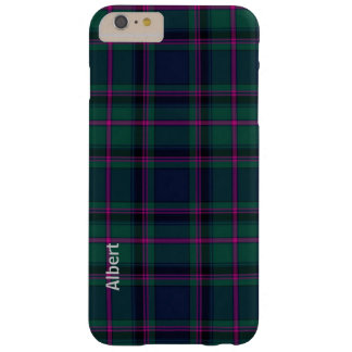 Traditionelle FassbinderTartan karierte iPhone 6 Barely There iPhone 6 Plus Hülle