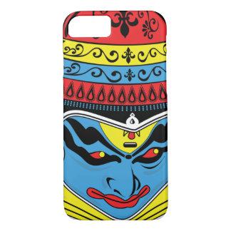 Traditioneller Kathak bunter Entwurf iphone 6 iPhone 8/7 Hülle