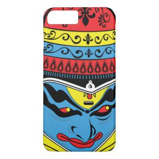 Traditioneller Kathak bunter iphone Kasten iPhone 8 Plus/7 Plus Hülle