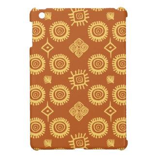 Traditionelles südamerikanisches Muster iPad Mini Hülle