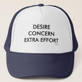 Tragen Sie den Hut der Sieger! Truckerkappe