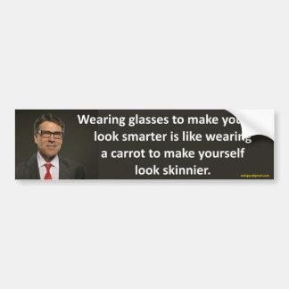 tragende Gläser… Autoaufkleber