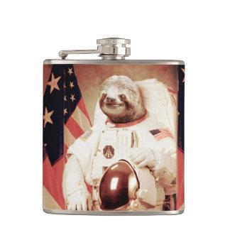 Trägheit Astronaut-Trägheitraum TrägheitTrägheit Flachmann