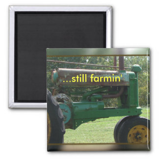 Traktor Magnet-fertigen besonders an Kühlschrankmagnete