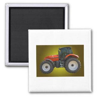 Traktor Quadratischer Magnet