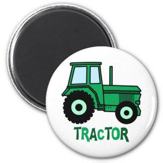 Traktor Runder Magnet 5,7 Cm