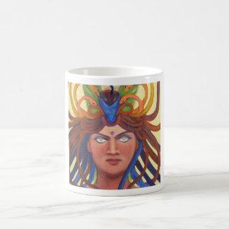 Trance-Medusa (Detail) Kaffeetasse
