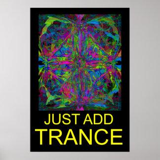 Trancemusik Poster