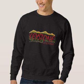 Trapezfehlercolorado-Sweatshirt Sweatshirt